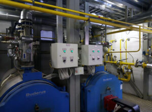 Аутсорсинг эксплуатация газовой котельной