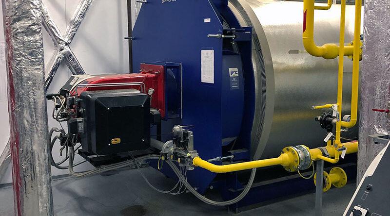 Механическая чистка и химическая промывка паровых и водогрейных котлов