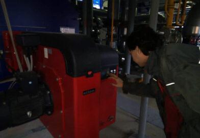 Подготовка оборудования котельной к отопительному сезону