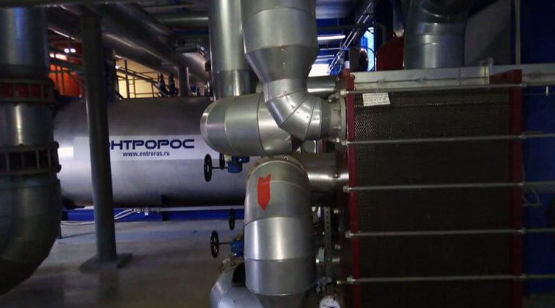 Планово-предупредительный ремонт оборудования газовой котельной