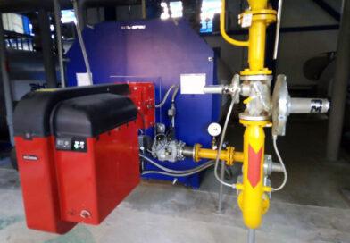 Техническое обслуживание газовой котельной