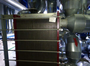 Обследование и чистка теплообменного оборудования