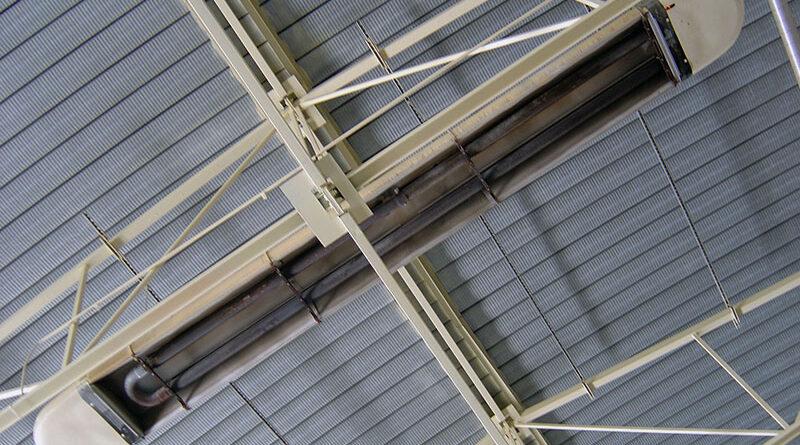 Техническое обслуживание (ТО) газового лучистого отопления (ГЛО)